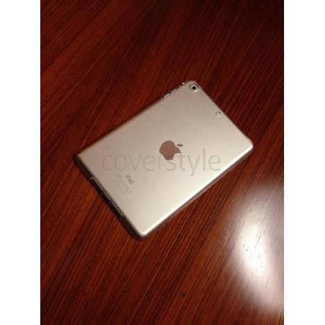 Custodia Flessibile Lucida con Interno Trasparente per iPhone 5 - Trasparente