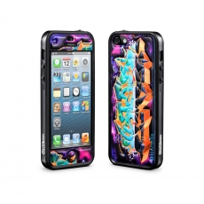 id America - Cushi Plus Graffiti per iPhone 5 - Verde