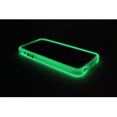 Bumper Fluorescente per iPhone 5 - Verde