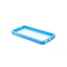 Bumper Advanced per iPhone 5C - Azzurro