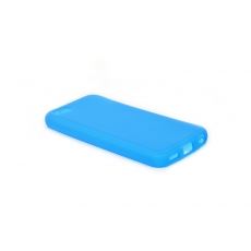 Custodia Flexi Matt Flessibile Opaca per iPhone 5C - Blu