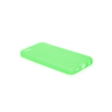Custodia Flexi Matt Flessibile Opaca per iPhone 5C - Verde