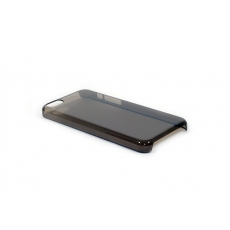 Custodia Crystal Ultra Sottile Trasparente per iPhone 5C - Nero