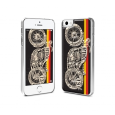 id America - Custodia Cushi Flag in Soft Foam per iPhone 5/5S - Germania