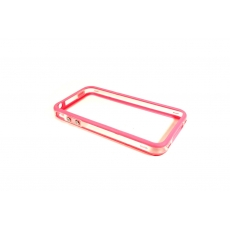 Bumper Bicolore Rosa/Trasparente - Serie Advanced