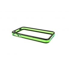 Bumper Bicolore Nero/Verde Trasparente - Serie Advanced