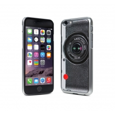 "id America - Custodia Cushi Case Original per iPhone 6 (4.7"") - Camera"
