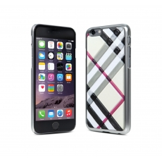 "id America - Custodia Cushi Case Original per iPhone 6 (4.7"") - Stripe"