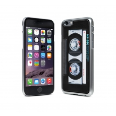 "id America - Custodia Cushi Case Original per iPhone 6 (4.7"") - Tape"