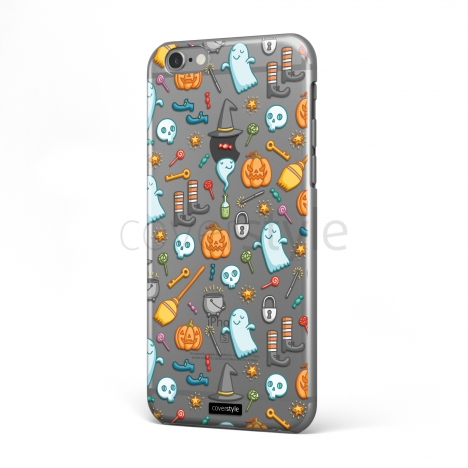 "CoverStyle Design® - Custodia Halloween per iPhone 6/6S (4.7"") - Design Collection"