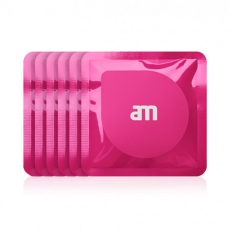 Salviette Antibatteriche per Smartphone/Tablet - 18pz - Rosa
