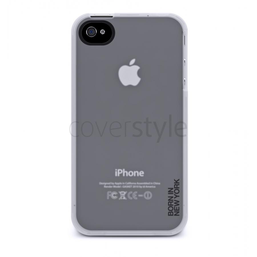 CoverStyle.it - id America Custodia Integrale HUE in Plastica per