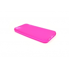 Custodia Morbida Opaca per iPhone 5 - Fucsia