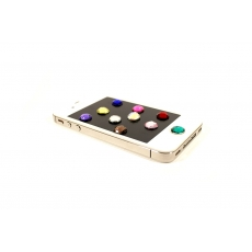 Tasto Home Diamante per iPhone e iPad - 10 Colori