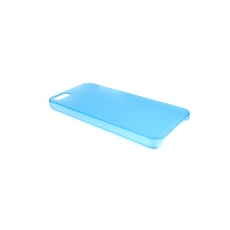 Custodia Ultra Sottile Opaca per iPhone 5 - Blu
