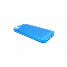 Custodia Morbida Opaca per iPhone 5 - Blu