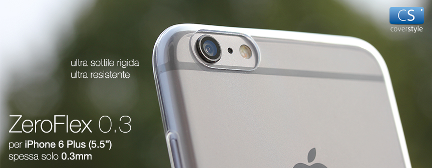 custodia ultra sottile iphone 6 plus