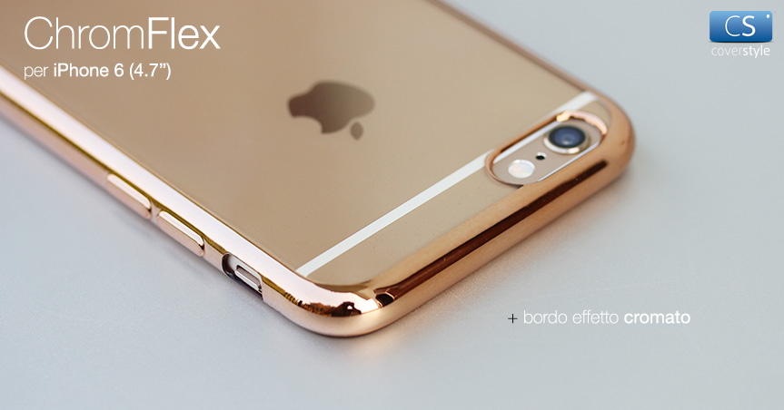 cover per iphone 6s gold